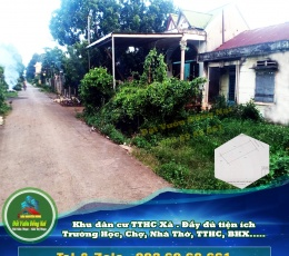 Bán đất vườn ngay Khu dân cư 92 Túc Trưng, Định Quán. Giá chỉ 420tr/ 1000 m²